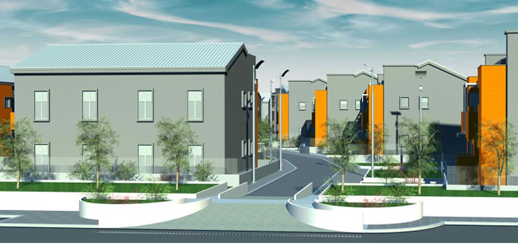 Programma integrato di riqualificazione delle periferie (Trinitapoli, quartiere UNRRA CASAS)