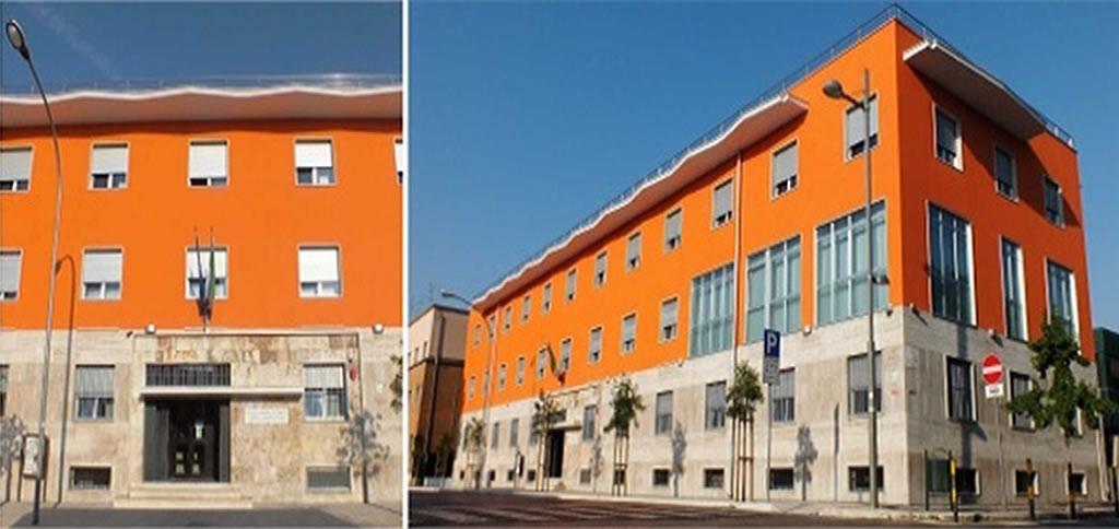 Sede dell'ARCA Capitanata (già IACP della Provincia di Foggia)